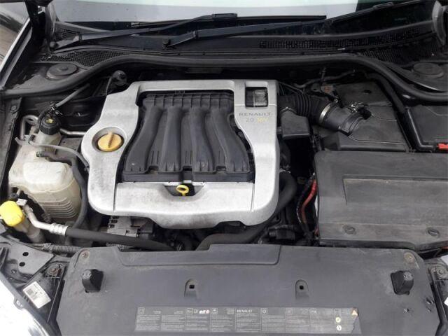 Генератор на Renault Laguna 3 2009- номер/маркировка: 231000543R