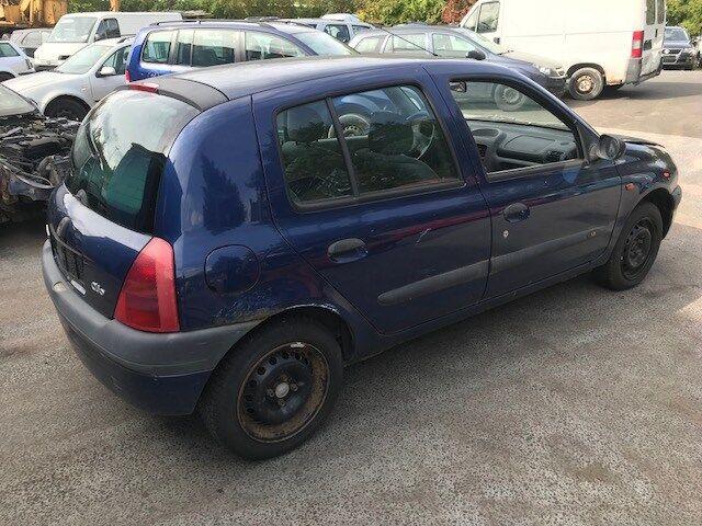 Генератор на Renault clio 1998-2008 номер/маркировка: 7700876198