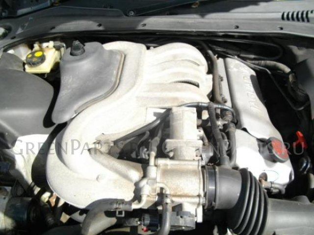 Крышка багажника на Jaguar S-type СЕДАН