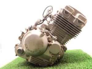 Двигатель kl250 super sherpa kl250ge