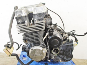 Двигатель cb750 rc17e