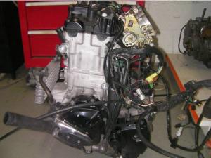 Двигатель gsx-r 1000 t708