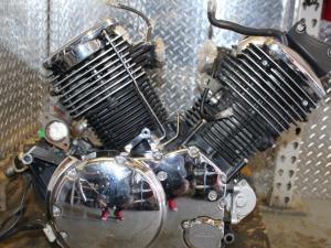 Двигатель xvs1100 drag star p610e