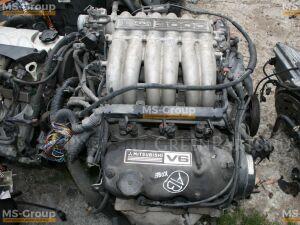 Двигатель на Mitsubishi Sigma 6G72