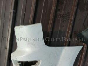 Бампер на Mitsubishi Outlander CW4W CW5W, CW6W 4B11 4B12, 6B31