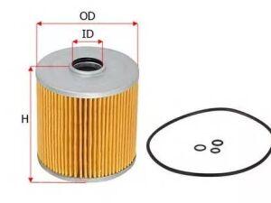 Фильтр топливный HINO