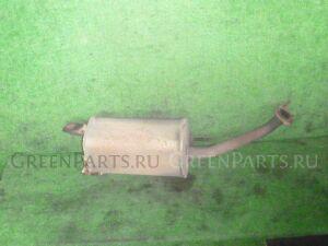 Глушитель на Nissan Note E11 HR15DE