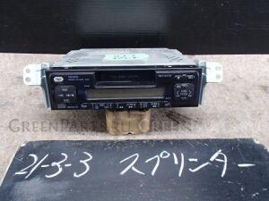 Автомагнитофон на Toyota Sprinter AE114 4A-FE