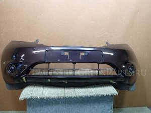 Бампер на Nissan Note NE12 HR12DE
