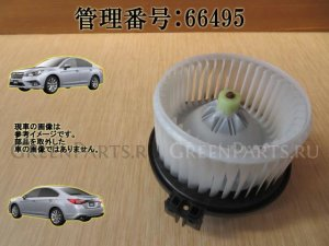 Мотор печки на Subaru Legacy BN9 FB25A