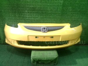 Бампер на Honda Fit GD1 L13A