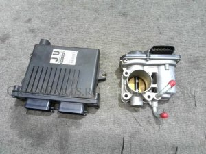 Дроссельная заслонка на Mazda Carol HB24S K6A