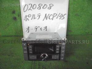 Автомагнитофон на Toyota Porte NCP145 1NZ-FE