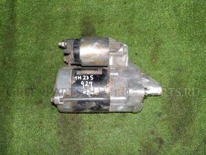 Стартер на Suzuki Wagon R MH23S K6AT