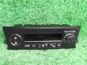 Блок управления климатконтроля на Subaru Legacy BP5 EJ20XDKAJ