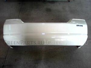 Бампер на Nissan Tiida Latio SC11 HR15DE