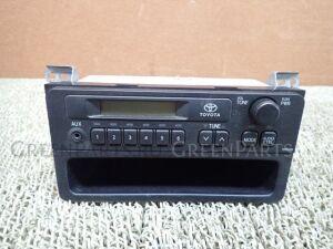 Автомагнитофон на Toyota Hiace KDH206V 1KD-FTV