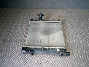 Радиатор двигателя на Suzuki Alto HA25S K6A