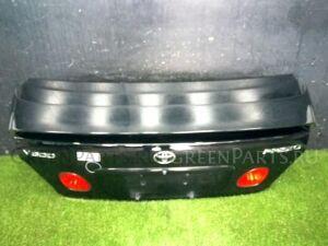 Крышка багажника на Toyota Aristo JZS160 2JZ-GE