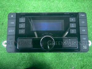 Автомагнитофон на Toyota Vitz NSP130 1NR-FKE