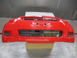 Бампер на Toyota Passo KGC10 1KRFE