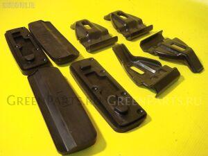 Брэкеты для базовых креплений багажников на Nissan Terrano R50