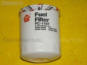 Фильтр топливный на Toyota Toyoace WU75D, WU85, WU90, WU93, WU95, XZU300H, XZU340, XZ 1W, J05C