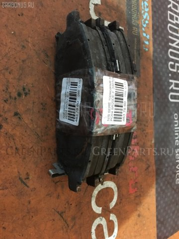 Тормозные колодки на Nissan Presage HU30, NU30, PNU31, PU31, TNU30, TNU31, TU30, TU31,