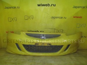 Бампер на Honda Fit GD1