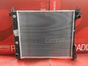 Радиатор двигателя на <em>Cadillac</em> <em>SRX</em> LF1