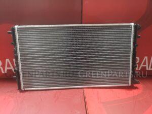 Радиатор двигателя на Volkswagen New Beetle 1C1 ATD