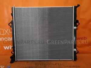 Радиатор двигателя на Toyota Hilux Surf GRN215W 1GR-FE