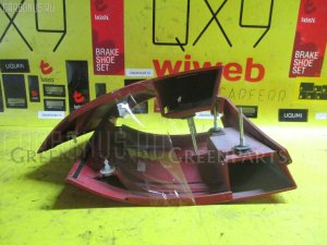 Планка задняя на Mazda Demio DY3W
