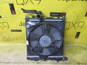 Радиатор двигателя на Nissan Moco <em>MG</em>22S K<em>6</em>A