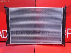 Радиатор двигателя на Kia Soul AM