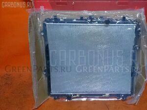 Радиатор двигателя на Toyota Land Cruiser Prado GRJ150W 1GR-FE