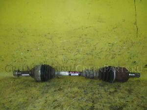 Привод на Nissan Dualis J10 MR20DE