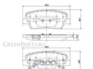 Колодки тормозные на Hyundai Santa Fe