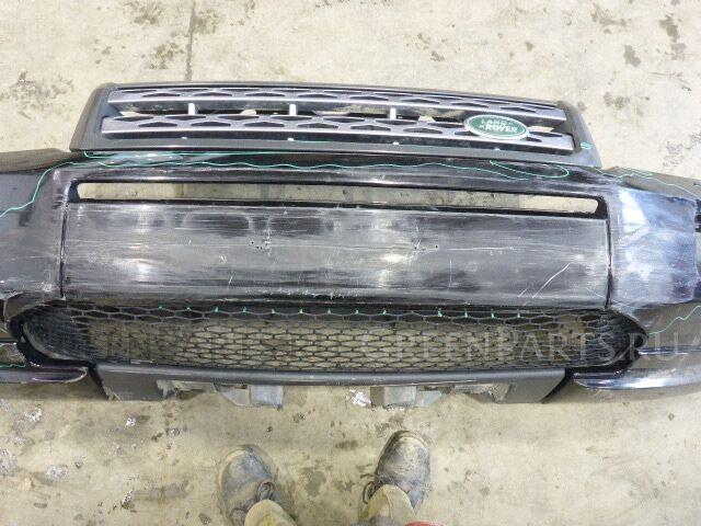 Бампер на Land Rover Freelander