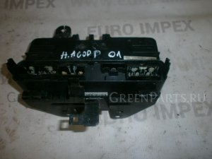 Блок комфорта на Honda Accord