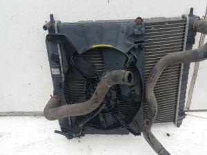 Радиатор на Chevrolet Aveo