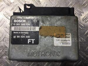 Блок управления двигателем на Opel Vectra