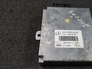 Другие компьютеры на Mercedes-benz E-CLASS
