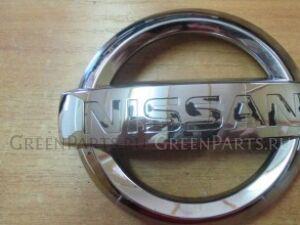 Эмблема на Nissan QASHQAI (J11)