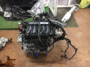 Двигатель на Honda VEZEL RU4 LEB