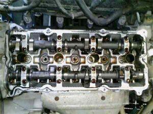 Двигатель в сборе на Nissan Serena TC24-136297 QR20DE