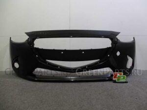 Бампер на Mazda Demio