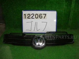 Решетка радиатора на Volkswagen Golf