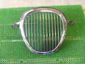 Решетка радиатора на Jaguar S 88167 FB