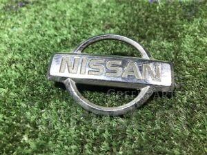 Эмблема на Nissan Largo NW30; VNW30; VW30; W44 CD20TI; KA24DE